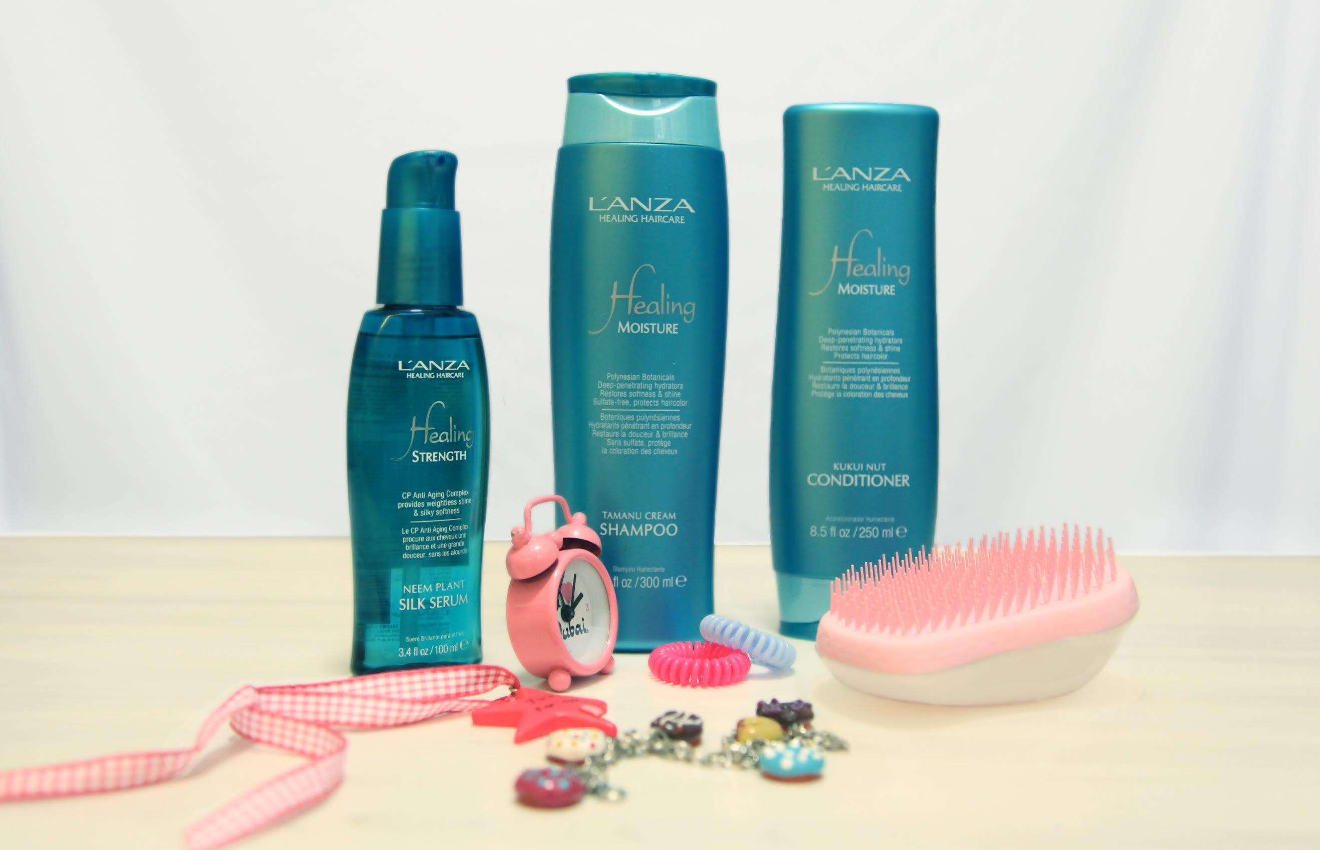 Правильный уход за волосами ребёнка L'ANZA