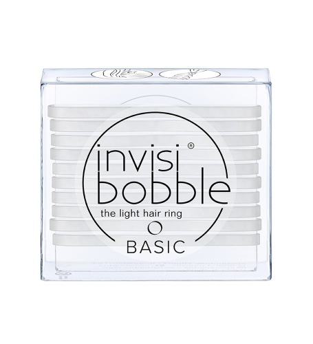 Invisibobble BASIC Crystal Clear резинка для волос