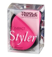 Tangle Teezer Compact Pink Sizzle